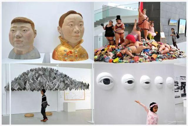 川美艺术展来袭!静态、立体、新媒体艺术一网打尽,享多彩文艺之旅!