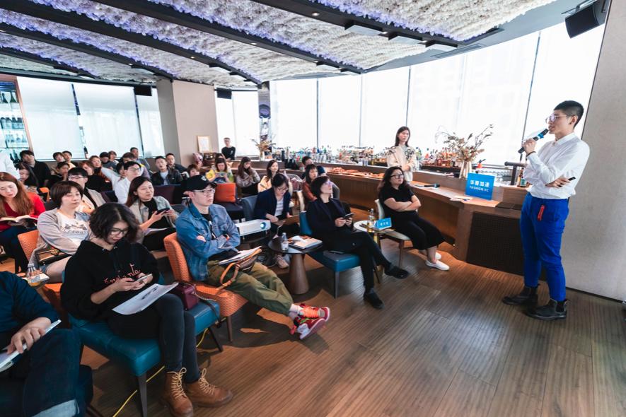 发掘原创设计力量,助能新锐品牌成长