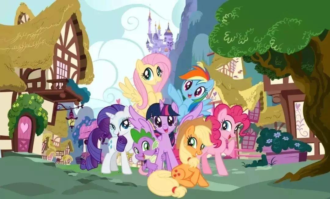 小马宝莉登陆岭南天地,快来pick你最喜欢的马儿!