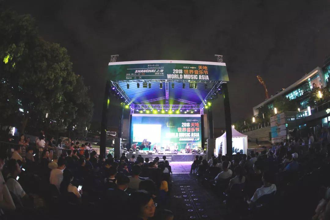 @所有人,地表最强音乐节强势来袭!就在创智天地!
