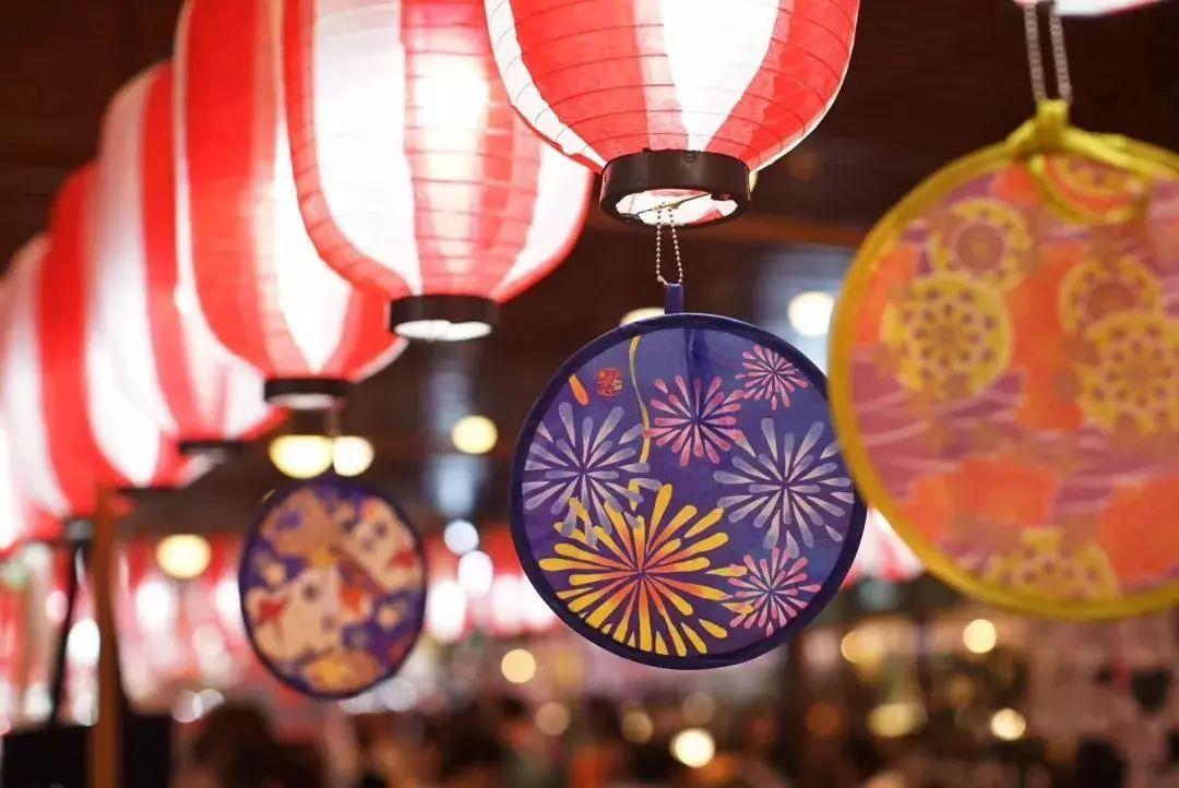 今日份幸福!第七届夏日祭浪漫归来,快来get这场原汁原味的和风盛会!