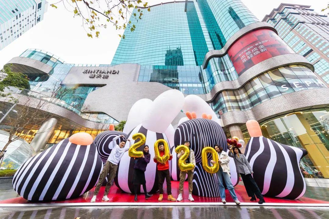"""澳洲萌鼠齐聚上海新天地!新春市集,鸿运礼包,满满年味""""鼠""""于你!"""