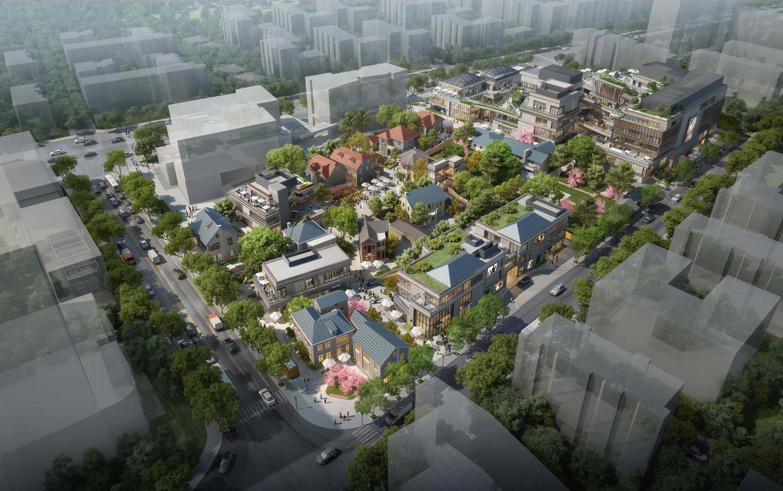 瑞安房地产南京又添新翼,激发新街口商业办公新动能