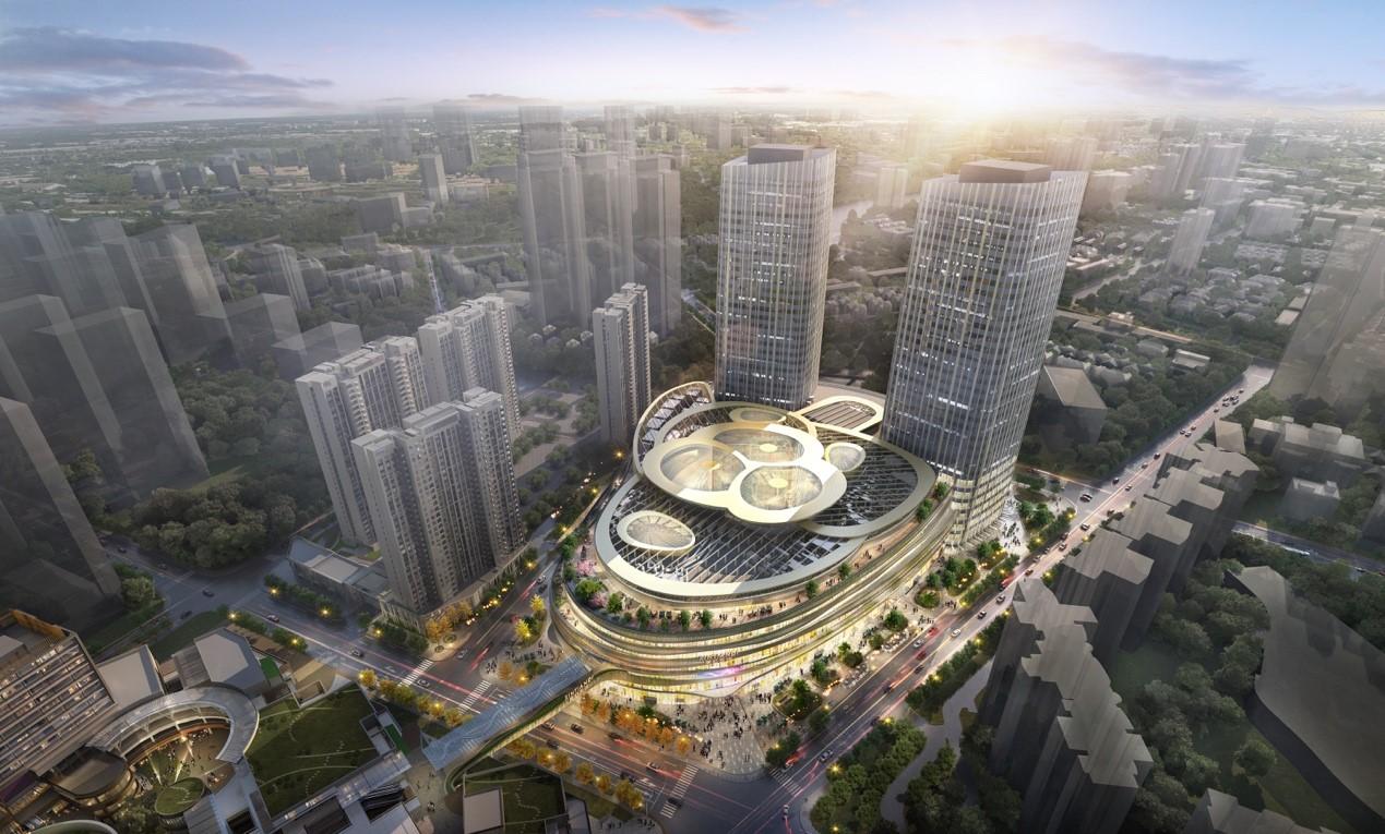 大新天地NEXT 20重磅发布,共塑未来活力之城